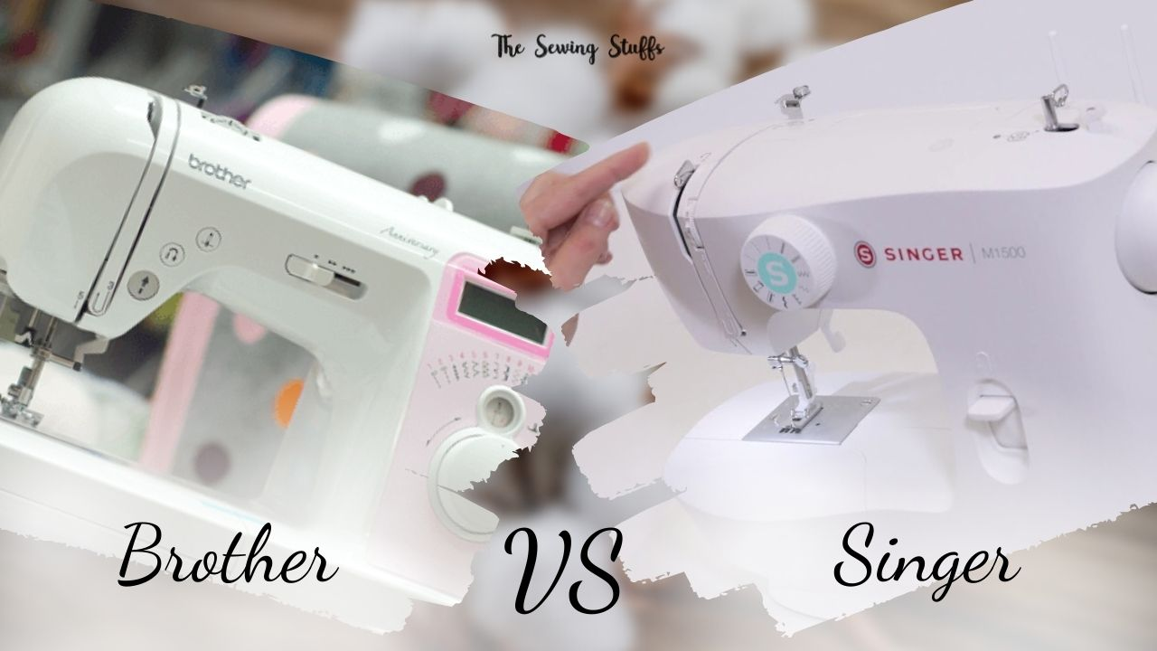 Brother vs. Singer Sewing Machine